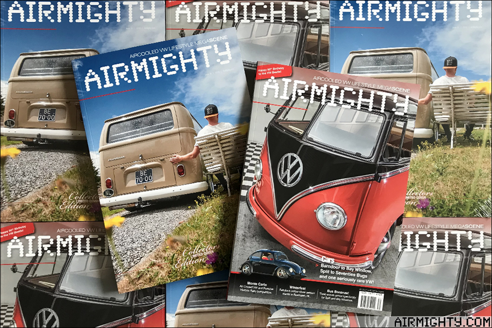 AirMighty Megascene #30 is here!