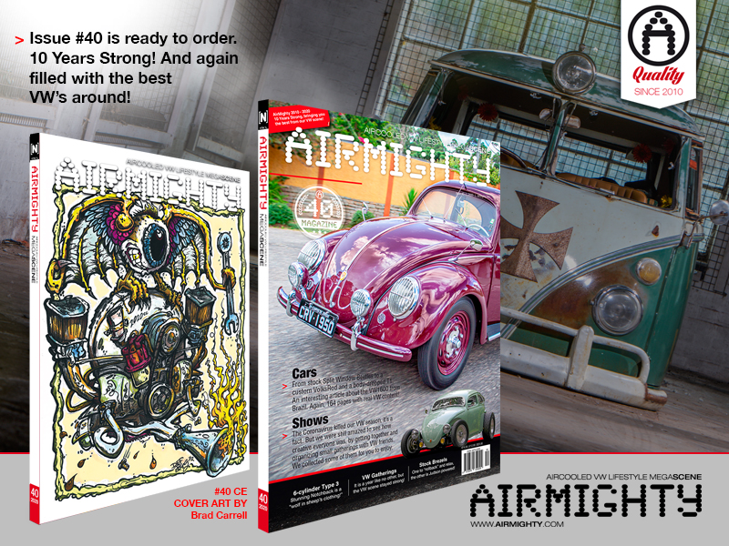 AirMighty Megascene #40 out now!